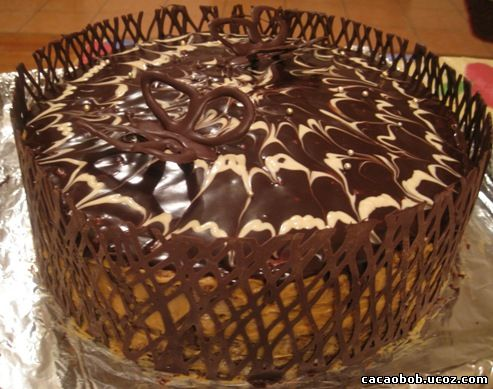 Шоколадные бабочки