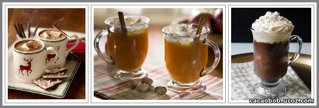 шоколадные коктейли рецепты